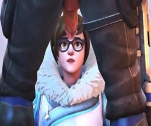 Overwatch - Mei Fucked by Soldier 76