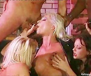 Underground Swinger Orgy