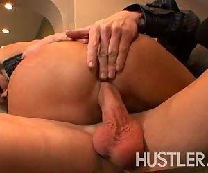 Wild MILF slamming pussy down on cock