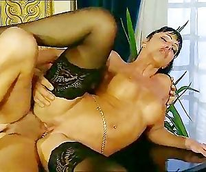 Sexy orgy with hot Karma Rosenberg