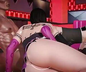 3d hardcore game hot big ass final fantasy girls fucked