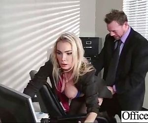 Sex In Office With Busty Nasty Cute Girl clip-10