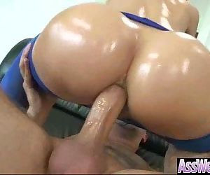 Anal Sex Tape With Big Luscious Butt Girl video-07