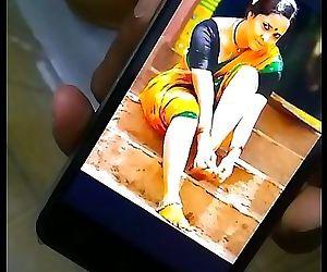 Tollywood Anchor Anasuya fucking sex in bathroom video. 4..
