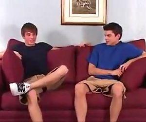 Brent & Cameron