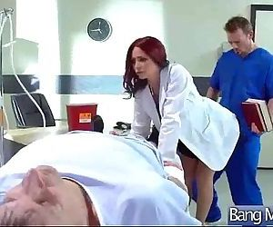 Patient And Doctor Enjoy Hard Sex Action vid-21