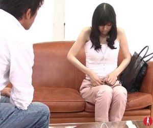 Cute innocent Japanese Teen orgasm spasms - 11 min