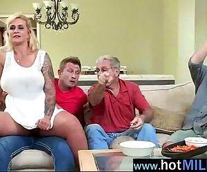 Milf Like Hard Cock Inside Her Wet Pussy video-24