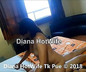 ¡Ya dame! Gemidos ¡Oh si mas! Gritona HotWife latina 14..
