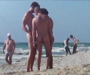 NUDES DUDES : explicit trailer