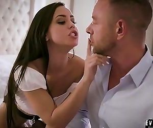 Fuck me! This scene with Alina the tounge Lopez is just..