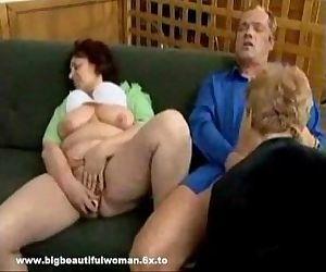 Bbw grannies fuck man - 2 min