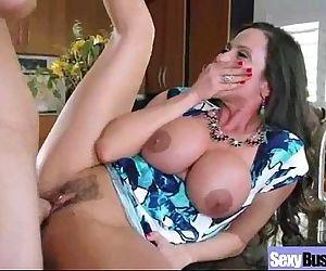 Sex Hardcore Action On Camera With Busty Sluty Wife vid-09