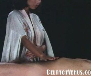 1970s Vintage Chinese Girl, Massage & Fuck - 7 min