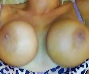 PERFECT BIG BROWN BOUNCING TITTIES BLONDE BANDITT FUCKED..