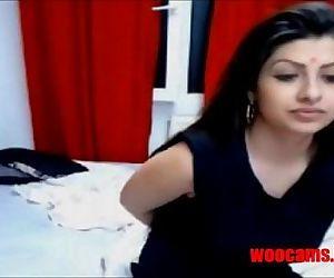 INDIAN beauty fucked hard on cam - 7 min