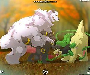 Pokemon porn gift for nico