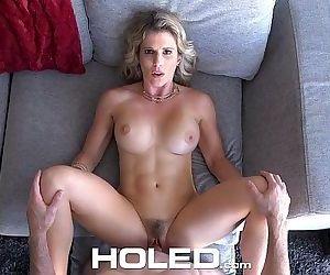HOLEDVirgin boy anal fucks busty stepmom Cory ChaseHD