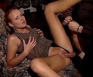 Italian babe fucked rough by mafia guy