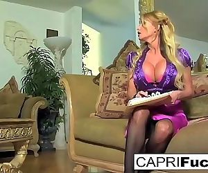 Capri Cavanni and Taylor Wane have a naughty teacher..