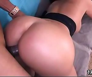 Big Ass Becca Diamond And Vanessa Luna 5 min