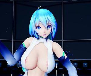 Hatsune Miku 3D hentai