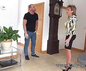 Spanish Fly In Lady Sonias Tea Gets Her Horny As Fuck 10..