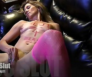 Lauren is an insatiable slut for men with big black cocks..