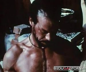 Scene from the First Gay Black Feature, MR. FOOTLONGS..