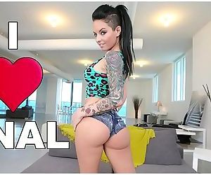 BANGBROSHot Pornstar Christy Mack Enjoying A Hard Anal Ass..