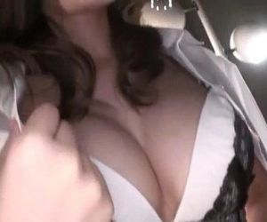 Sexy trio experience with lovely Manami Komukai - 12 min