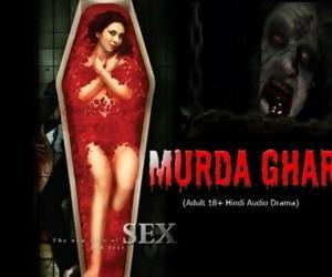 Murdaghar- Indian Horror adult sex drama with dirty audio
