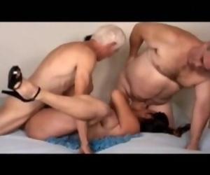 Mature Bisex Fuck Threesome
