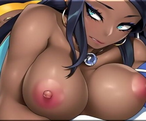 NESSA ROLEPLAY JOI - POKÉMON ANIME GIRL HENTAI