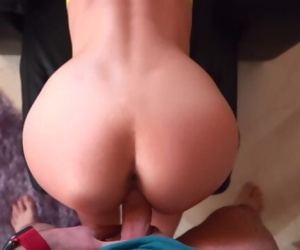Fuck me from behind! Creampie sex by TheMagicMuffin