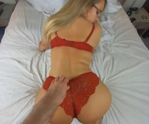 Cheating Teen gets Fucked and Creampied by Stranger in a..