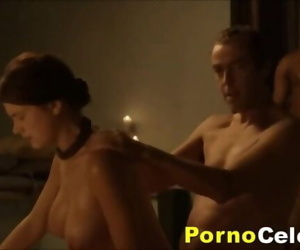 Full On Naughty Sex & Nudity Spartacus Mix
