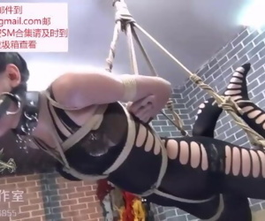 极品美女被吊起鞭打外加跳蛋吹潮