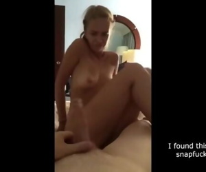 FIT BABY WITH PERKY TITS FUCK AND BLOWJOB