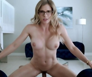 Step Mom wants me to Fuck her before my Dad Gets Home -..