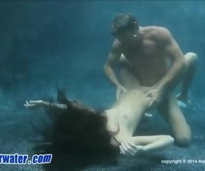 Underwater Cumpilation
