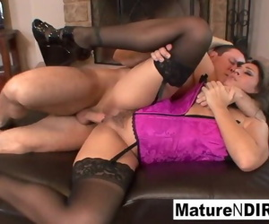 Sexy Mature Sluts get Fucked Hard and Deep in this..