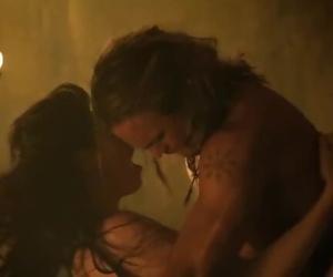 Sex Scenes Compilation Spartacus Season 2
