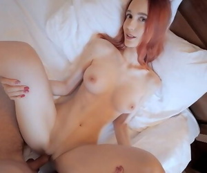 She Wakes me up and I Cum inside Her!