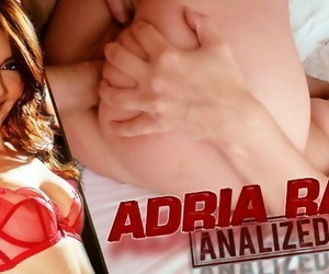 ADRIA RAE GETS ANALIZED AND REVEALS STORY ABOUT HER FIRST..