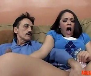 Kristina Rose Deepthroats Step-dad's Dick: Free HD Porn cb..