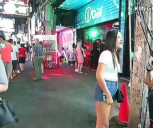 Pattaya Street Hookers and Thai Girls! 1h 32 min HD