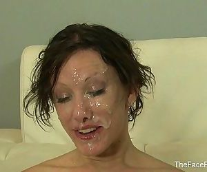 Jennifer White gets face fuckedHD