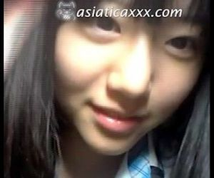 Nice hard tease from asian girls on cam - 5 min