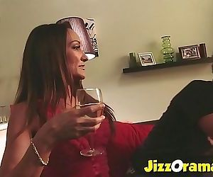 Hot Milf Fucks her Sons Friend 20 min HD+